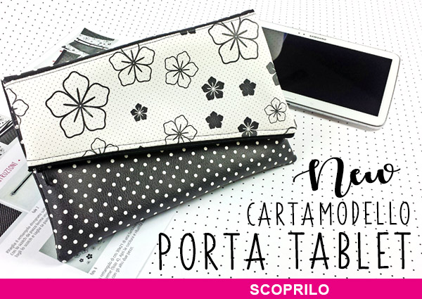 NEWS CARTAMODELLOPORTA TABLET