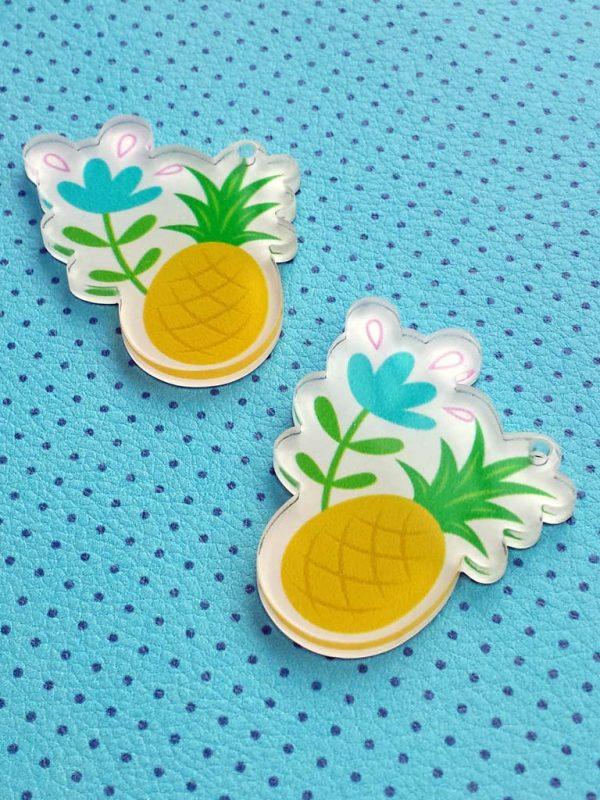 TRIS ananas&c 3