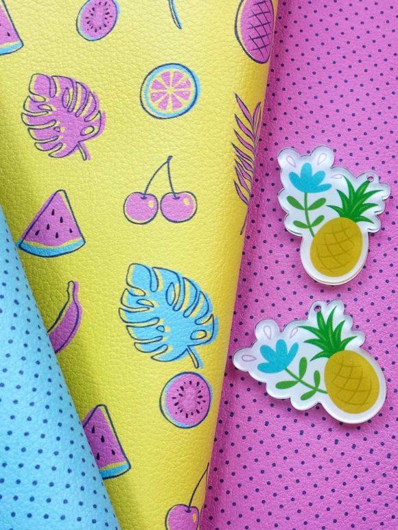 TRIS ananas&c 4