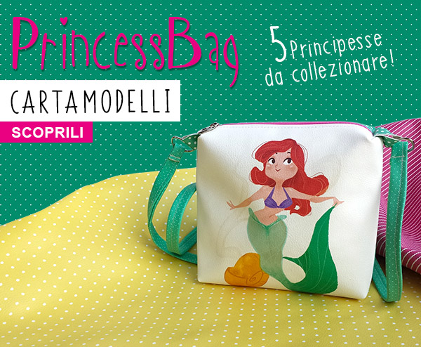PRINCESS BAG_ariel HOME