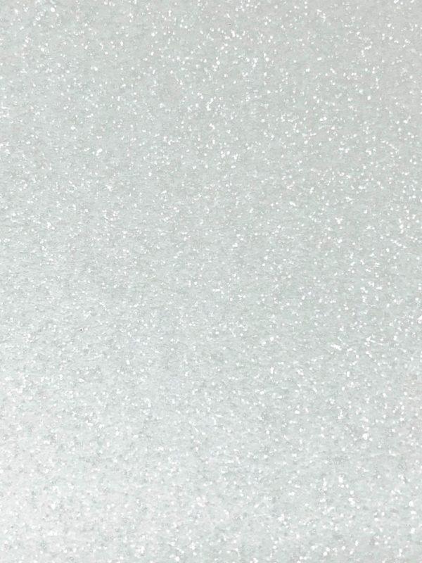 glitter bianco low