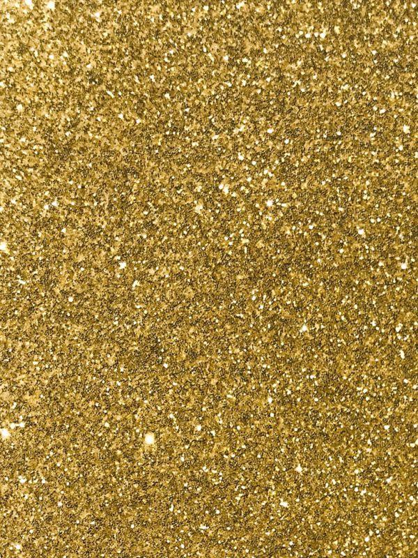 glitter oro low