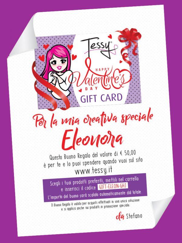 gift card tessy