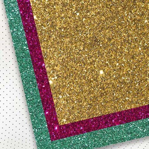 Termoadesivo glitter mystyle
