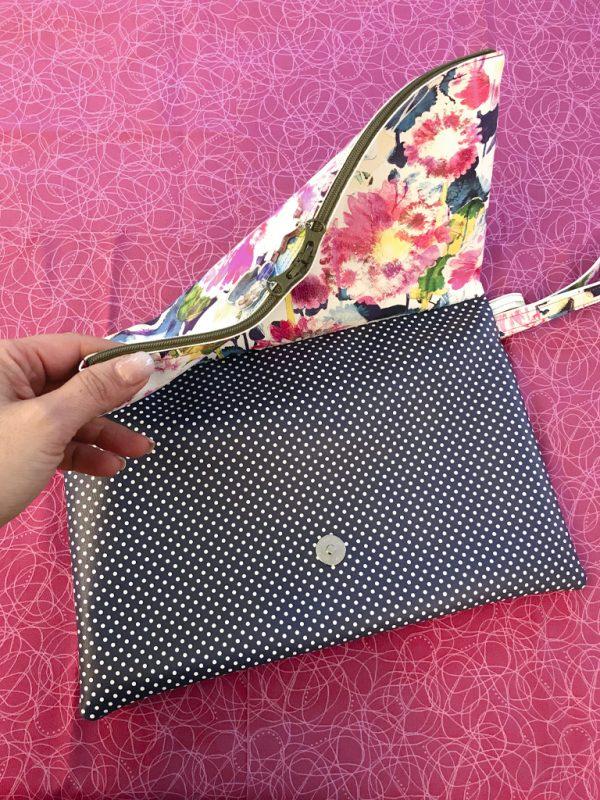 KIT double bag cartamodello Tessy