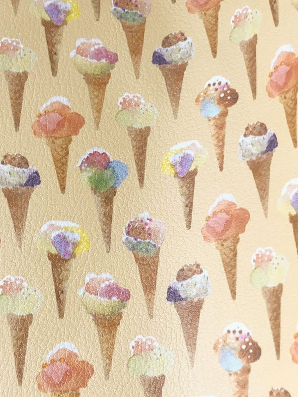 Ice Cream Raimbow collezione tessy