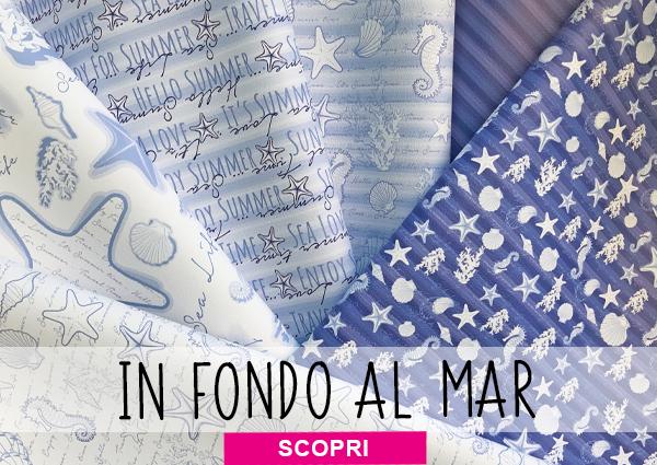 IN FONDO AL MAR collezione mare by Tessy